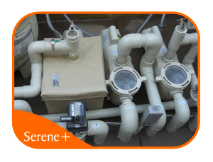 Noisy pool pump cover for Pentair, Hayward, Maxflo-II & Jacuzzi pool pumps