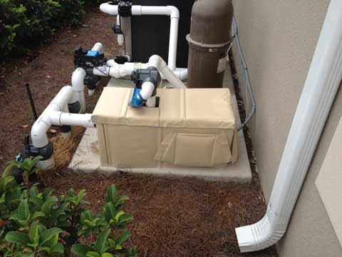 Pool Pump Sound Covers Best Pool Pump Noise Reduction