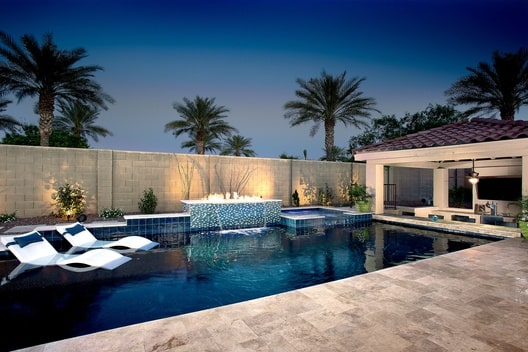 Build your swimming pool